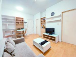 For SaleCondoLadprao, Central Ladprao : My Condo Ladprao 36 nearby MRT Lat Phrao, 1 bedroom 35 sqm. Fully furnished