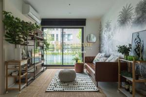 For RentCondoSukhumvit, Asoke, Thonglor : For rent: Rhythm Sukhumvit 36-38 - 2 bedrooms 54 sqm. Beautiful room, fully furnished.