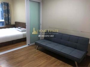 For RentCondoBang Sue, Wong Sawang : Condo for rent Regent Home Bangson Phase 27 - 1 bedroom next to MRT Bang Son