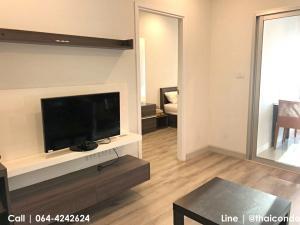 For RentCondoSathorn, Narathiwat : 🔥 Hot !! Condo for Rent, Centric Sathorn St. Louis, near BTS Surasak 35 sqm. 12 Fl. Ready to move in.