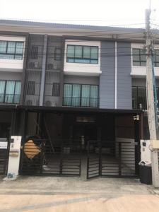 For RentTownhouseLadprao101, The Mall Bang Kapi : RT498ให้เช่าโฮมออฟิศ 3 ชั้น 3 ห้องนอน 3 ห้องน้ำ เดอะคอนเนคอัพ ลาดพร้าว 126 พร้อมชุดโต๊ะผู้บริหาร ชุดโต๊ะพนักงาน