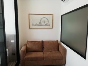 For RentCondoPattaya, Bangsaen, Chonburi : Condo for rent, Knightsbridge Sriracha, 1 bedroom, high floor, beautiful view, cheap