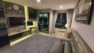 เช่าคอนโดลาดพร้าว เซ็นทรัลลาดพร้าว : ให้เช่า🔥ห้องชั้นสูงวิวสวย ตึกหน้าLife Ladprao Studio Room for Rent