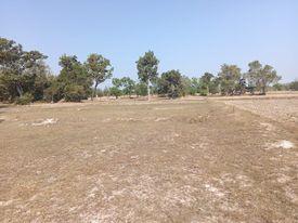 For SaleLandUbon Ratchathani : Land for sale in Ubon, Rai Noi Subdistrict, near Ubon-Trakan Road Inbound side