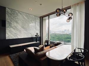 For RentCondoSilom, Saladaeng, Bangrak : For Rent 1bedroom Lumpini Park view Saladaeng One