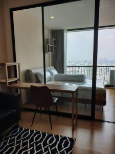 For RentCondoSathorn, Narathiwat : Condo for rent !! Noble Revo Silom (BTS Surasak), 1 Bedroom, 34 sqm, Ready to move in