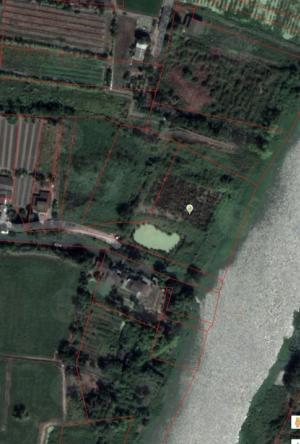 ขายที่ดินนครปฐม พุทธมณฑล ศาลายา : ขายที่ดิน ริมแม่น้ำท่าจีน 6 ไร่ ไร่ละ 4 ล้าน ด้านหน้าติดแม่น้ำ 90 เมตร ด้านข้างติดคลองเข้ 120 เมตร เข้าออกง่าย 10 นาทีจากตลาดน้ำลำพญา ติดทางออกด้านหลังสนามบินแห่งใหม่ของนครปฐม