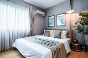 For RentCondoOnnut, Udomsuk : Fully furnished, fully furnished, Private Nature Loft.