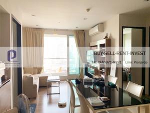 For SaleCondoSathorn, Narathiwat : Sale Rhythm Sathorn, near BTS Saphan Taksin, 2 bedrooms, North building, 65 sqm., Ready to move, 9.5 million.