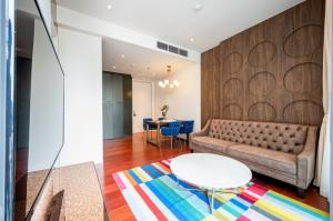 For SaleCondoSukhumvit, Asoke, Thonglor : Khun By Yoo 1Bed 53Sq.m., for Sell with Tenant , Free Trasnfer