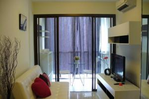 เช่าคอนโดลาดพร้าว เซ็นทรัลลาดพร้าว : Ideo Ladprao 5  Hot Price !! 12,000 baht . Size 33 sqm. , 1 bed 1 bath ,Fully Furnished
