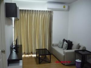 For SaleCondoKasetsart, Ratchayothin : Condo for sale Supalai Cute - Ratchayothin, Phahonyothin 34 Supalai Cute, near Kasetsart University, near BTS, newly decorated, ready to move in.