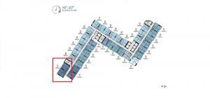 ขายดาวน์คอนโดเกษตรศาสตร์ รัชโยธิน : ขายดาวน์ Ciela ศรีปทุม แบบ 2 ห้องนอน 2 ห้องน้ำ 59.50 ตร.ม ราคาโปรโมชั่น เพียง 5.39 ล้านบาท ชั้นสูง