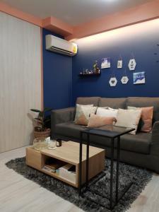For SaleCondoRatchadapisek, Huaikwang, Suttisan : SK01555 Urgent sale, L Style Condo, 1 bedroom, size 31 sqm., Beautiful room * MRT Huai Khwang