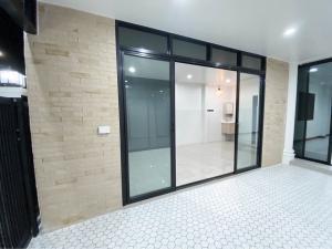 For RentTownhouseRamkhamhaeng,Min Buri, Romklao : RTJ653 Townhome for rent, 2 floors, renovated, Tarakorn Village, Soi Ramkhamhaeng 166.