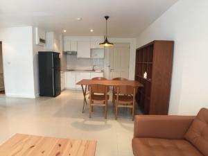 For RentCondoSukhumvit, Asoke, Thonglor : For Rent The Clover Thonglor 3th floor, Size: 70.78 Sqm. 2 bedroom 1 bathroom building E