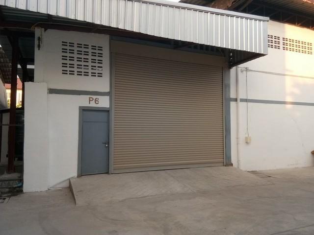 เช่าโกดังอ่อนนุช อุดมสุข : ให้เช่าโกดังย่านอ่อนนุช พื้นที่ 325 ตรม.ถนนซอยกว้าง เหมาะทำเป็นคลังสินค้า