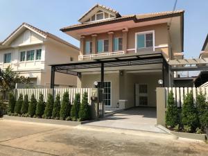 For SaleHouseNawamin, Ramindra : House 41 sq m., Safari World area Renovate the whole house Ready to move in