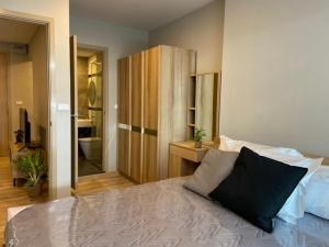 For RentCondoPinklao, Charansanitwong : MN492 For rent, Brix Condominium, Charansanitwong 64, size 34 sq.m.