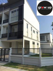 For SaleHome OfficeNawamin, Ramindra : GPS9818 ⚡️ Cheap sale ⚡️ 3-storey home office, Sammakorn Avenue, Ramintra Ring Road 💥, cheap sale, 7,000,000 bath 💥 Hot Price