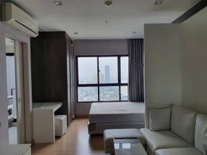 For RentCondoWongwianyai, Charoennakor : For rent, Urbano Absolute Sathorn-Taksin, size 30 square meters, 33rd floor, near BTS Krung Thon Buri 320 m.