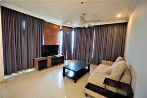 For RentCondoRama3 (Riverside),Satupadit : Supalai Casa Riva Condo (Charoen Krung) decorated with a panoramic view of the Chao Phraya water curve, 2 bedrooms, 2 bathrooms.
