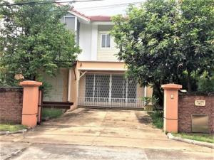 For RentHouseNawamin, Ramindra : Single house for rent, 96 square wa. Casa Grand, Ekamai-Ramintra, Ramintra 40 size 4 bedrooms 4 bathrooms good location
