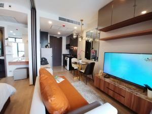 For RentCondoSiam Paragon ,Chulalongkorn,Samyan : Ashton Chula-Silom Condo for rent, Ashton Chula-Silom, 34 sq m, 24th floor, 1 bedroom, 1 bath, elegant style.