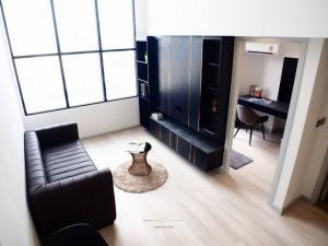 เช่าคอนโดสาทร นราธิวาส : ให้เช่า คอนโด Knightsbridge Prime Sathorn 44 ตร.ม. หัวมุม ห้อง Duplex ทิศตะวันออกเฉียงเหนือ ทิศขายดี
