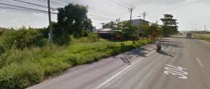 ขายที่ดินมีนบุรี-ร่มเกล้า : ขายที่ดินติดถนนสุวินทวงศ์  (304) ขนาด 6 ไร่ หน้ากว้าง 40 เมตร ซอยสุวินทวงศ์ 88 และ 90 ใกล้ภัสสร 13