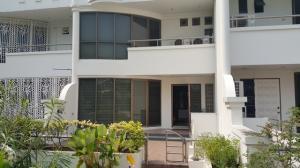 For SaleTownhouseRama3 (Riverside),Satupadit : Townhouse for sale, Garden House, Garden House, Yannawa, 30.2 sq m, 4 floors, near Rama 3 Road, price 16.9 million