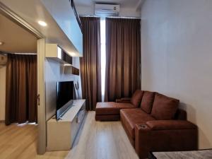 For RentCondoSathorn, Narathiwat : Condo for rent: Knightsbridge Prime Sathorn, Duplex room 44 sq.m., 30th floor, North River view, open.
