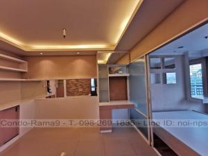 For SaleCondoRama9, RCA, Petchaburi : SALE !! Condo Lumpini Place Rama9, MRT Rama 9, 1 Bed, Tower A, Floor 25, 38 sq.m., 2.79MB