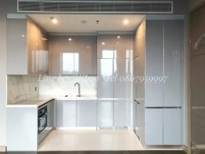 For SaleCondoRama9, RCA, Petchaburi : HOT DEAL Condo for sale The Esse at Singha Complex size 35.79 Sq.m 1 bed 1 bath price only 9 MB