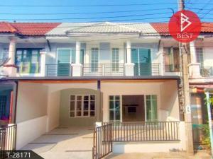 For SaleTownhouseBangbuathong, Sainoi : Townhouse for sale Buathong Village 4, Ban Kluai - Sai Noi, Nonthaburi