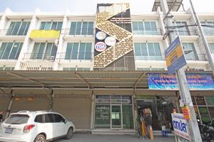 For SaleShophouseRama5, Ratchapruek, Bangkruai : 4-storey commercial building, Thanamnon, Rama 5, good location, suitable for trading