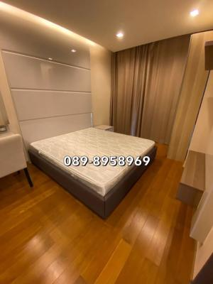 For SaleCondoSathorn, Narathiwat : Rare high floor room in the heart of Sathorn 45 sq m, beautiful room, brand new condition, inexpensive, east