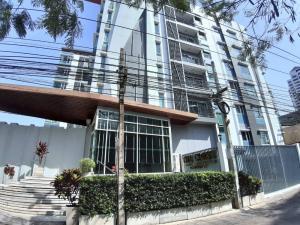 For RentCondoSukhumvit, Asoke, Thonglor : For rent Condo The Crest Sukhumvit 49 (BTS Thong Lor) Fully furnished and eletrical equipment