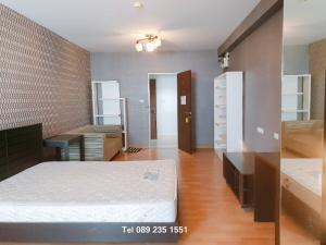 For RentCondoKasetsart, Ratchayothin : Urgent for rent !!! Supalai Park Kaset Intersection Studio with furniture, special price