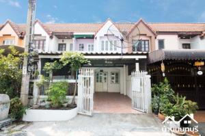 For SaleTownhouseBangbuathong, Sainoi : 2-storey townhome, Buathong Village 2, good location, ready to move in
