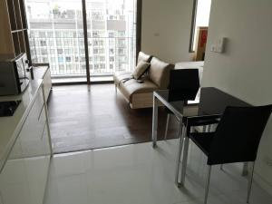 For RentCondoSathorn, Narathiwat : Condo for rent Nara 9 1 bedroom ready to move in Near BTS Chong Nonsi