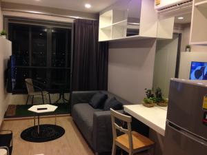 For SaleCondoThaphra, Wutthakat : Sale nice 1 bedroom 30sqm 22fl  in condo IDEO Wuttakat
