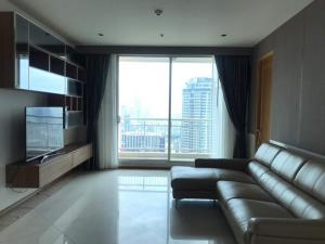 For RentCondoSathorn, Narathiwat : The Empire Place-Impressive 2 Bedroom for Rent