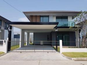 ขายบ้านสำโรง สมุทรปราการ : บุราสิริ บางนา บ้านใหม่ ไม่เคยเข้าอยู่