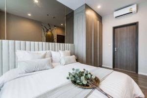 เช่าคอนโดอ่อนนุช อุดมสุข : Whizdom Essence for rent 35 sqm 1 bed 1bath 18,000 per month