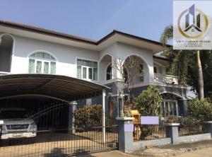 For SaleHouseChiang Mai : 2 storey detached house for sale, San Sai District, Chiang Mai Province, Regent Home Chiang Mai Village