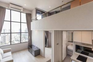 เช่าคอนโดสาทร นราธิวาส : Knightsbridge Prime Sathorn for rent- ขนาด 44 ตร.ม. ชั้น 3609ห้องมุม