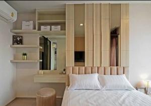 เช่าคอนโดลาดพร้าว เซ็นทรัลลาดพร้าว : 🎉 ให้เช่าคอนโด Life ladprao ห้องสวย ตึก B ชั้น 39 ชั้นสูง ห้องสตูดิโอ ขนาด 26 ตรม. เครื่องใช้ไฟฟ้าครบ