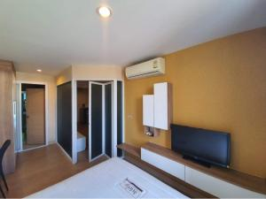 For RentCondoChiang Mai, Chiang Rai : C187KC Condo for rent (Chet Yod) near Chiang Mai University, cheap.