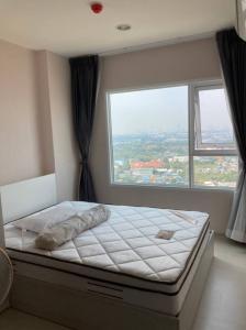 For RentCondoSamrong, Samut Prakan : APE030164: Condo for rent, Aspire Erawan 1-bedroom plus fully furnished.